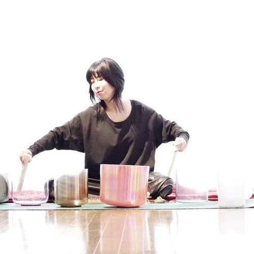 【9/18開催!】LIVE MUSIC MEDITATION  香音浴(クリスタルボウル×お香×瞑想)