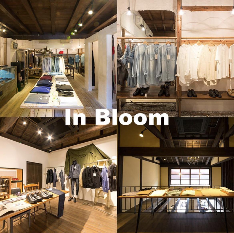 In Bloom オンライン接客予約(zoom利用)