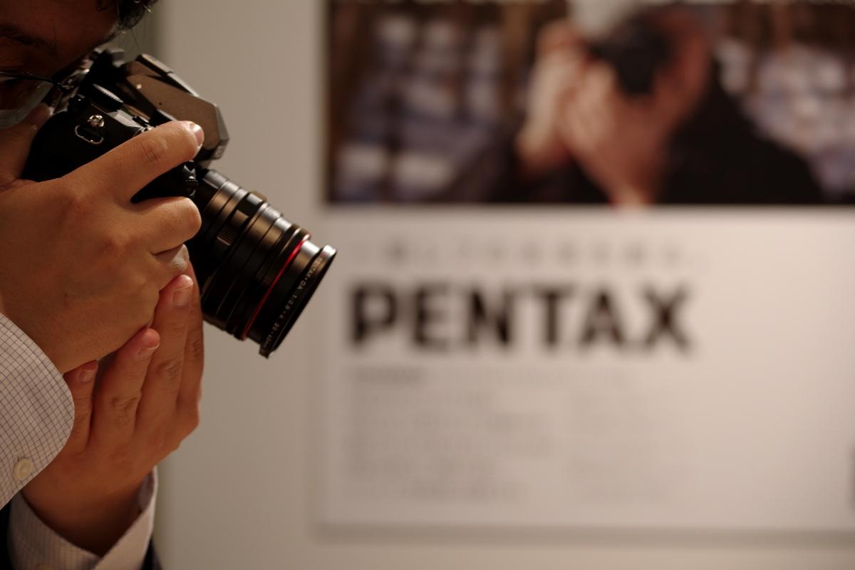 リコーイメージングスクエア大阪 PENTAX K-3 Mark Ⅲ タッチ&トライ (参加無料)