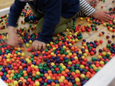 【1歳児特別講座】10月 ・11月