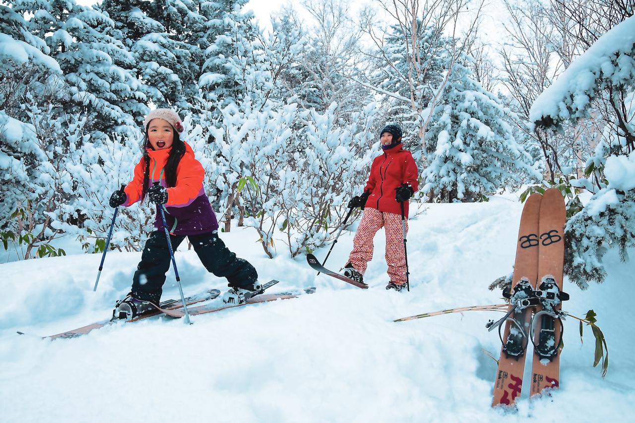 スキーシュー  〜 純白わんぱくスノーハイキングツアー 〜
