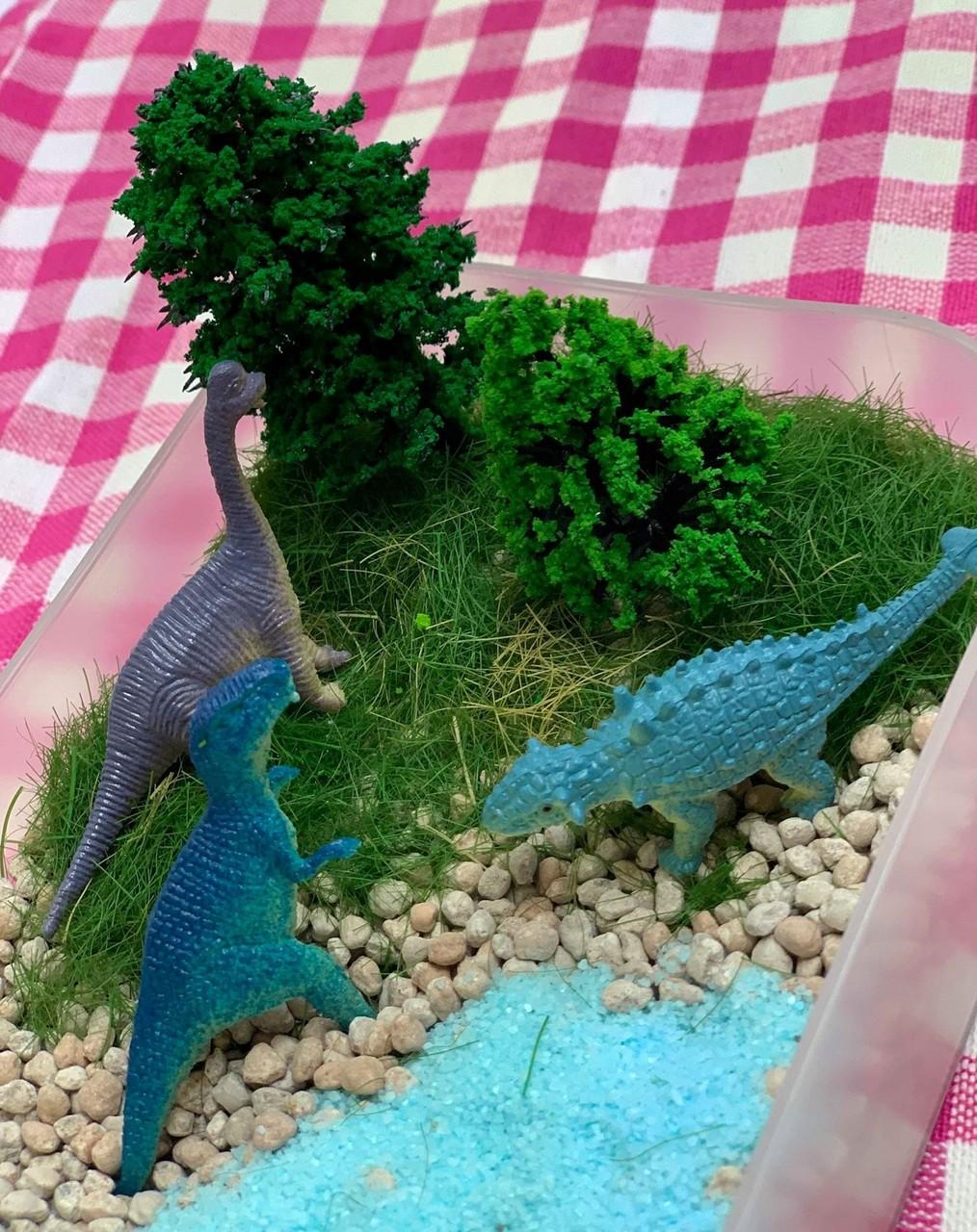 【小平】小平☆おやこハンドメイドマルシェ~③恐竜の箱庭(ドラリウム)作り~|2019年9月8日(日)