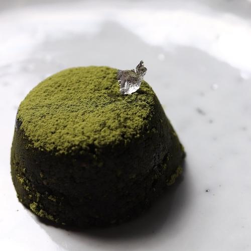 Raw抹茶フォンダンショコラ