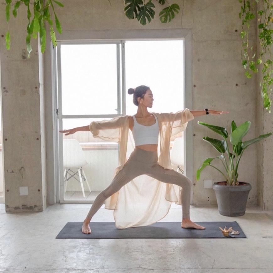 【オンライン60min】Morning Vinyasa Yoga / CHIKA