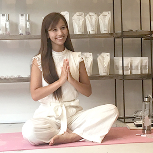 【12/14開催】Morning Yoganidra  〜はじめての瞑想〜 Sala サラ先生の「ヨガニードラ」体験会