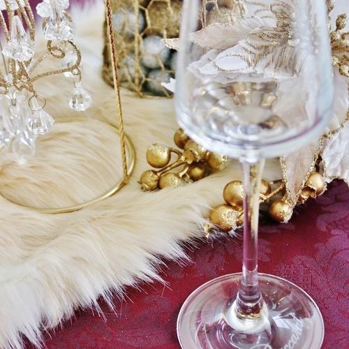 【クリスマスパーティー】テーブルコーディネート♪