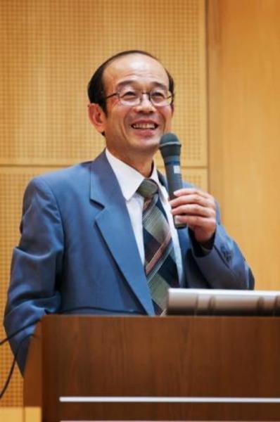 JAA常任理事・浅井隆彦先生による 介護アロマ公開講座 ~ 超高齢社会の現状と介護アロマの可能性 ~