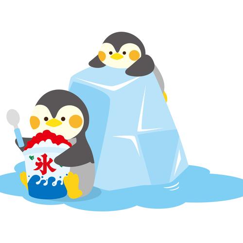 梅雨の日かき氷を楽しむクラフトデー!