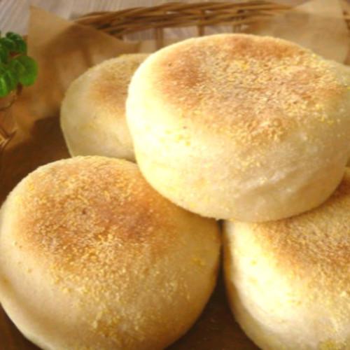 天然酵母パン講座 イングリッシュマフィン