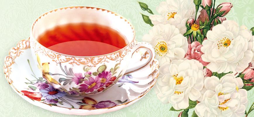 オンライン・視聴型講座:お茶を彩るティーカップ