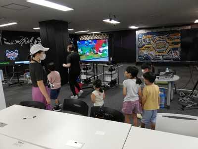 【パパHADO!】子どもを連れて最新ARスポーツHADOを体験しよう!