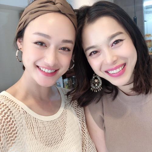 ビューティーモデル田中マヤ&Remeのイベント♯7