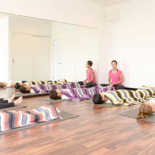 瞑想・yoga
