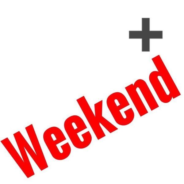 Weekend+