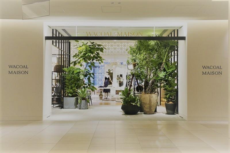 「WACOAL MAISON」GINZA SIX店 カウンセリング予約