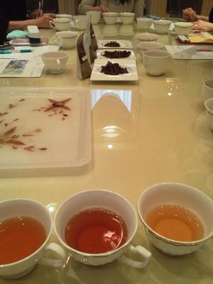 【ブラッシュアップ】美味しい紅茶の淹れ方と紅茶を楽しむテーブルコーディネート