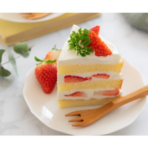 【アトリエ】苺のネイキッドケーキレッスン