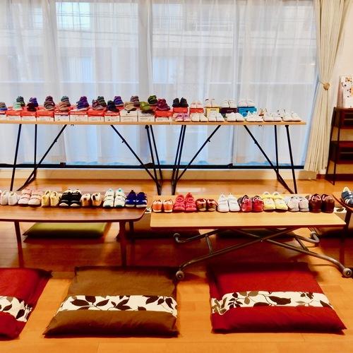 【東京】伊藤笑子の小児靴学に基づく足育講座