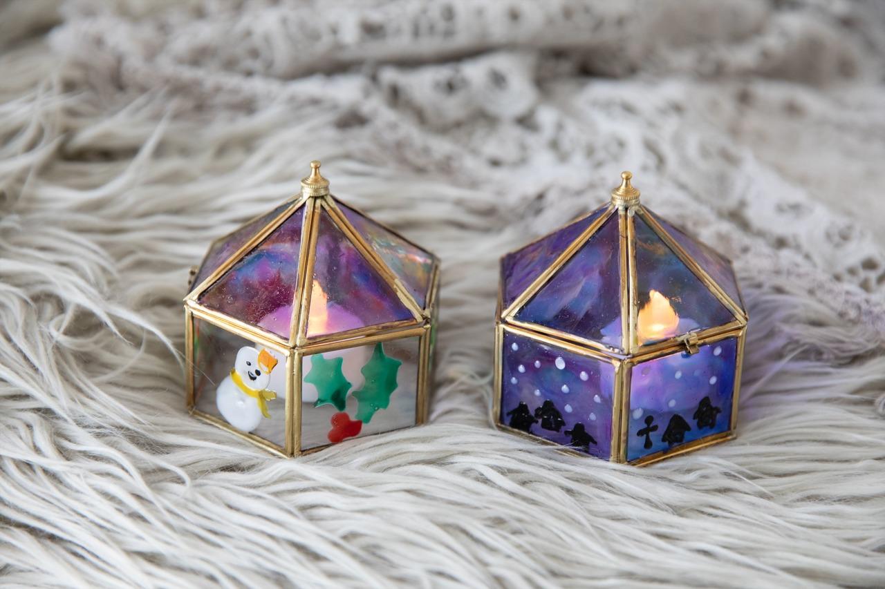 【湘南平塚】ガラスDIY体験フェア-ガラスドーム作り-|2020年11月22日(日)