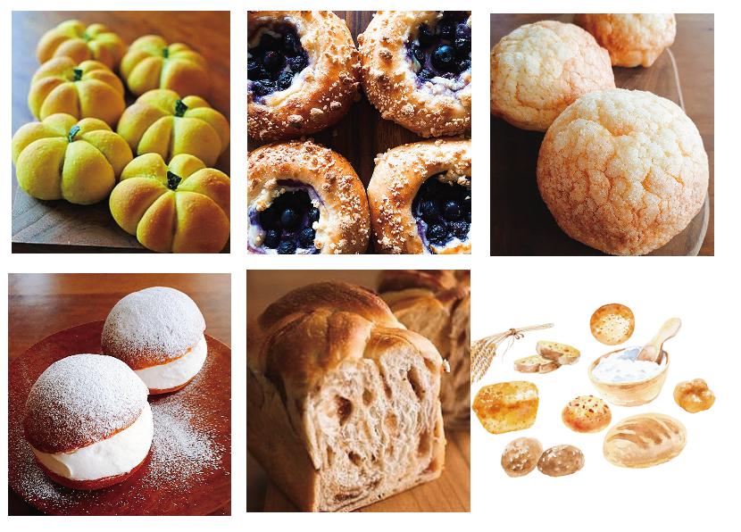 天然酵母でパン作りレッスン