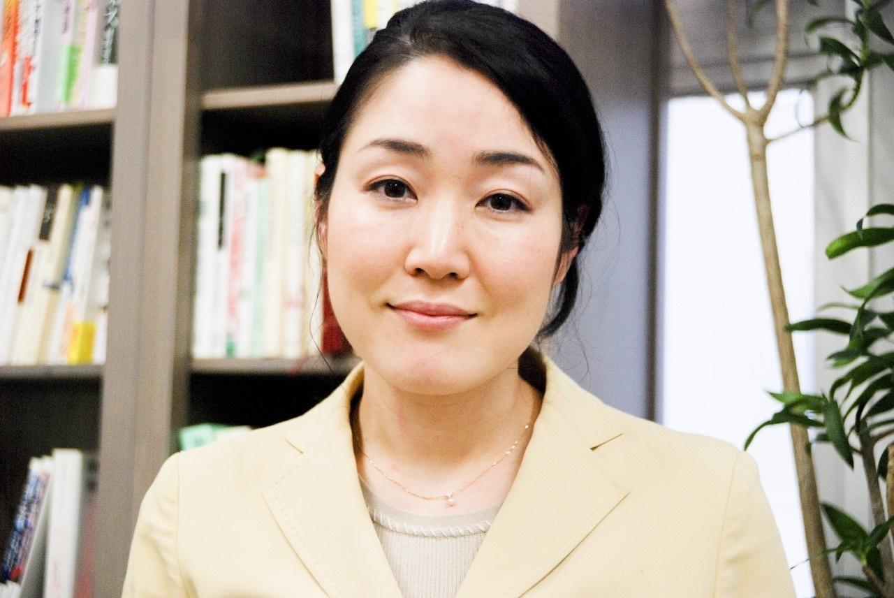 小川 朝子(おがわ あさこ)