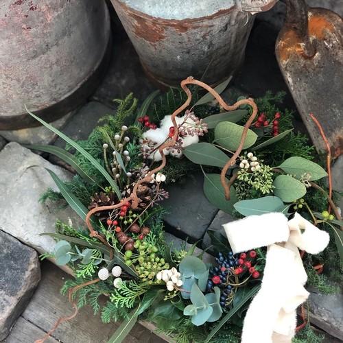 【garage名古屋店/2019.12.05(木)】christmas wreath