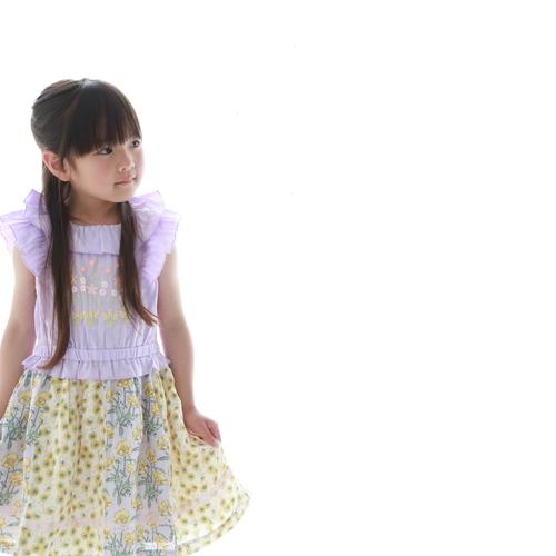 Nina-mina girls clothes オープニング記念撮影会!