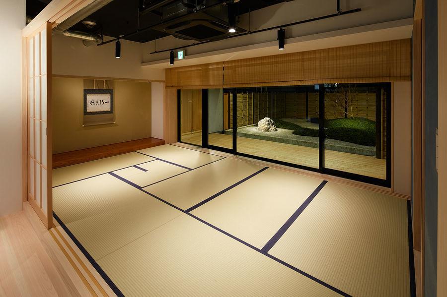 夜の坐禅体験@赤坂ZENビル