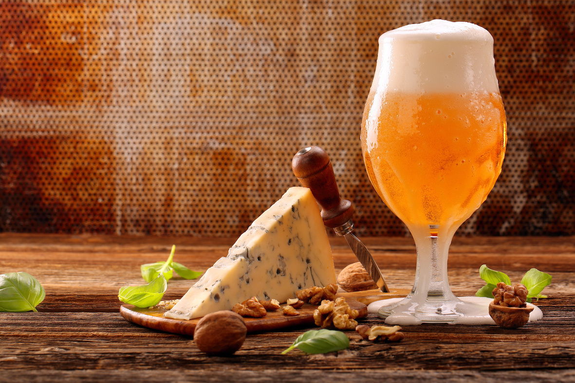白ワイン、ビールと愉しむチーズ