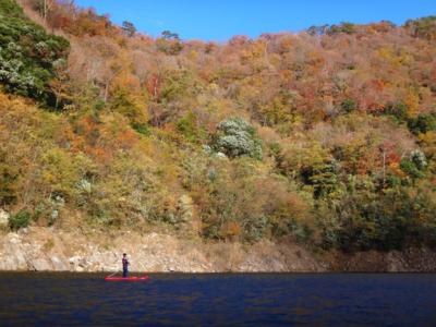 【広島・湖・SUP】レイククルージング2021~誰もいない静かな場所へ~(1日8名様限定)