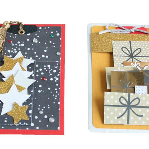 【パピエリウムクラフト】First Noel Cards 12月14日(土)