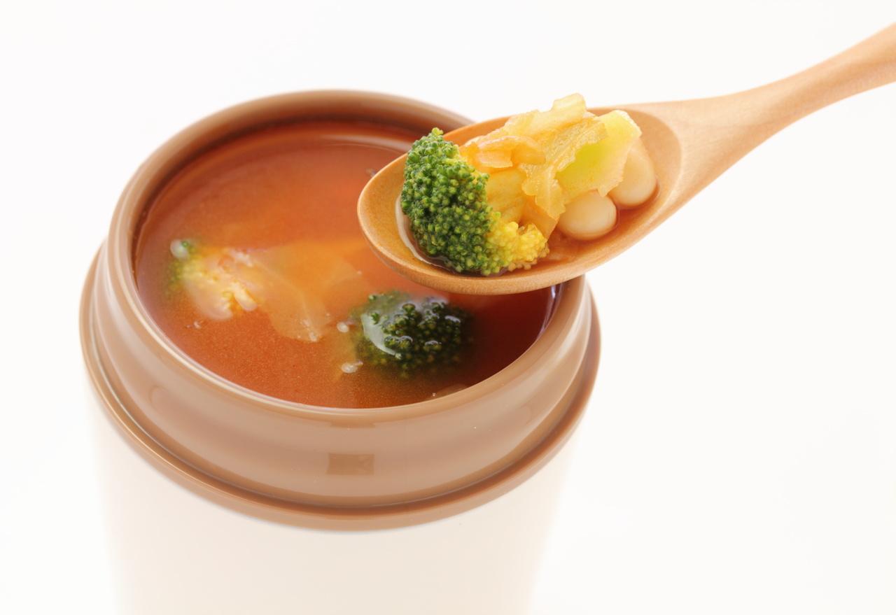 超カンタン!スープジャーランチ