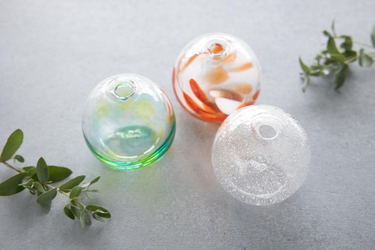 【湘南平塚】ガラスDIY体験フェア-吹きガラス体験で花瓶作り-|2020年11月22日(日)