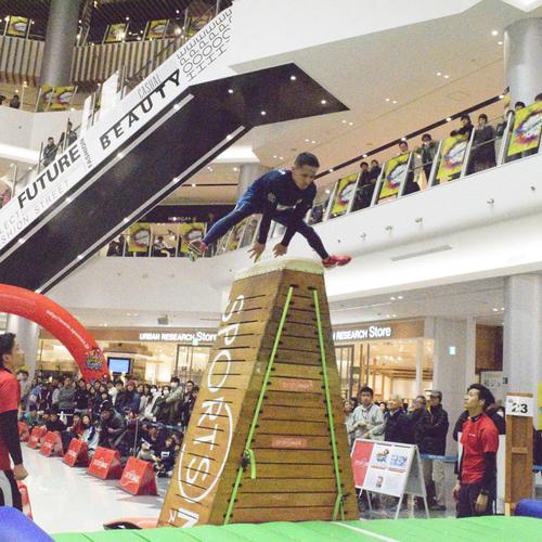12月7日(土)ジャンピングMAX2019 最終予選