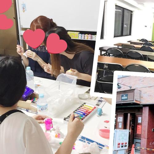 <第4回>コイスソフビ塗装体験教室 in 大阪