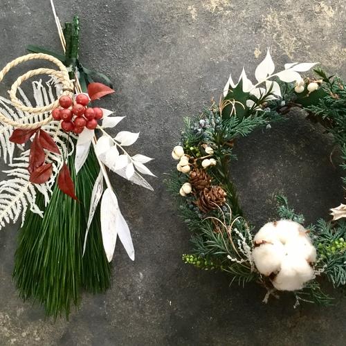 【11月12月限定】クリスマス&お正月アレンジ♡