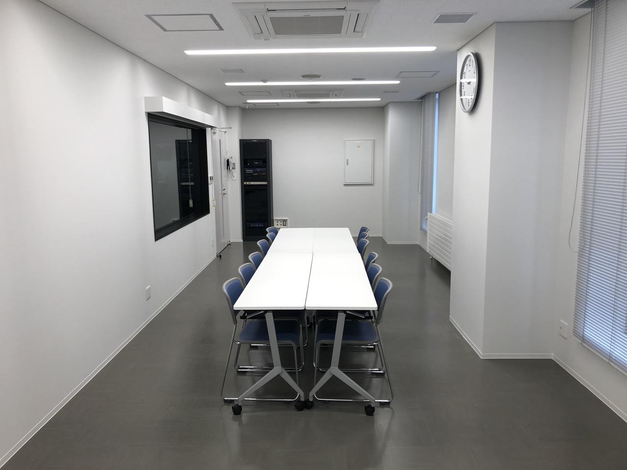 カーリング場 会議室