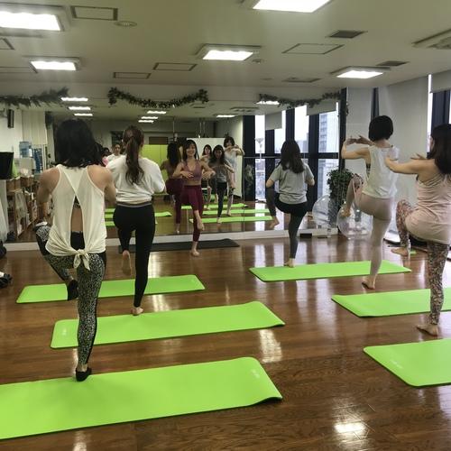 9/14 ポップピラティスインストラクターアドバンス講座 in大阪