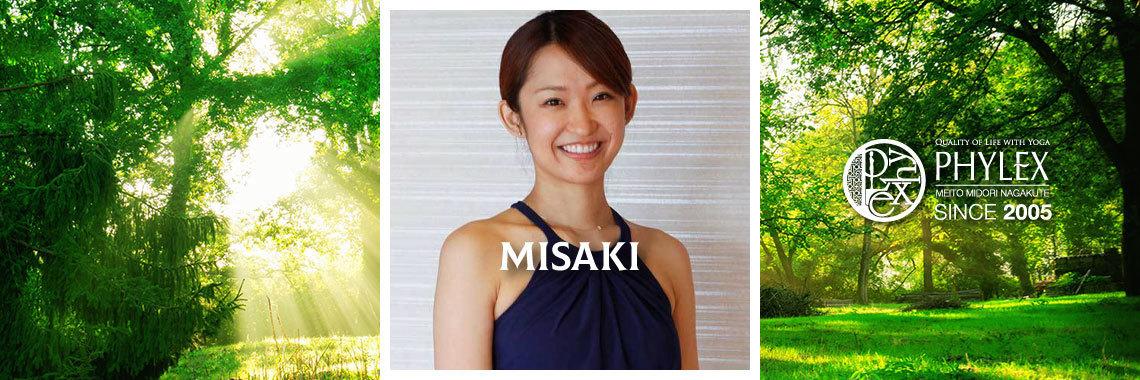 (ラ)ビューティーヨガ/MISAKI