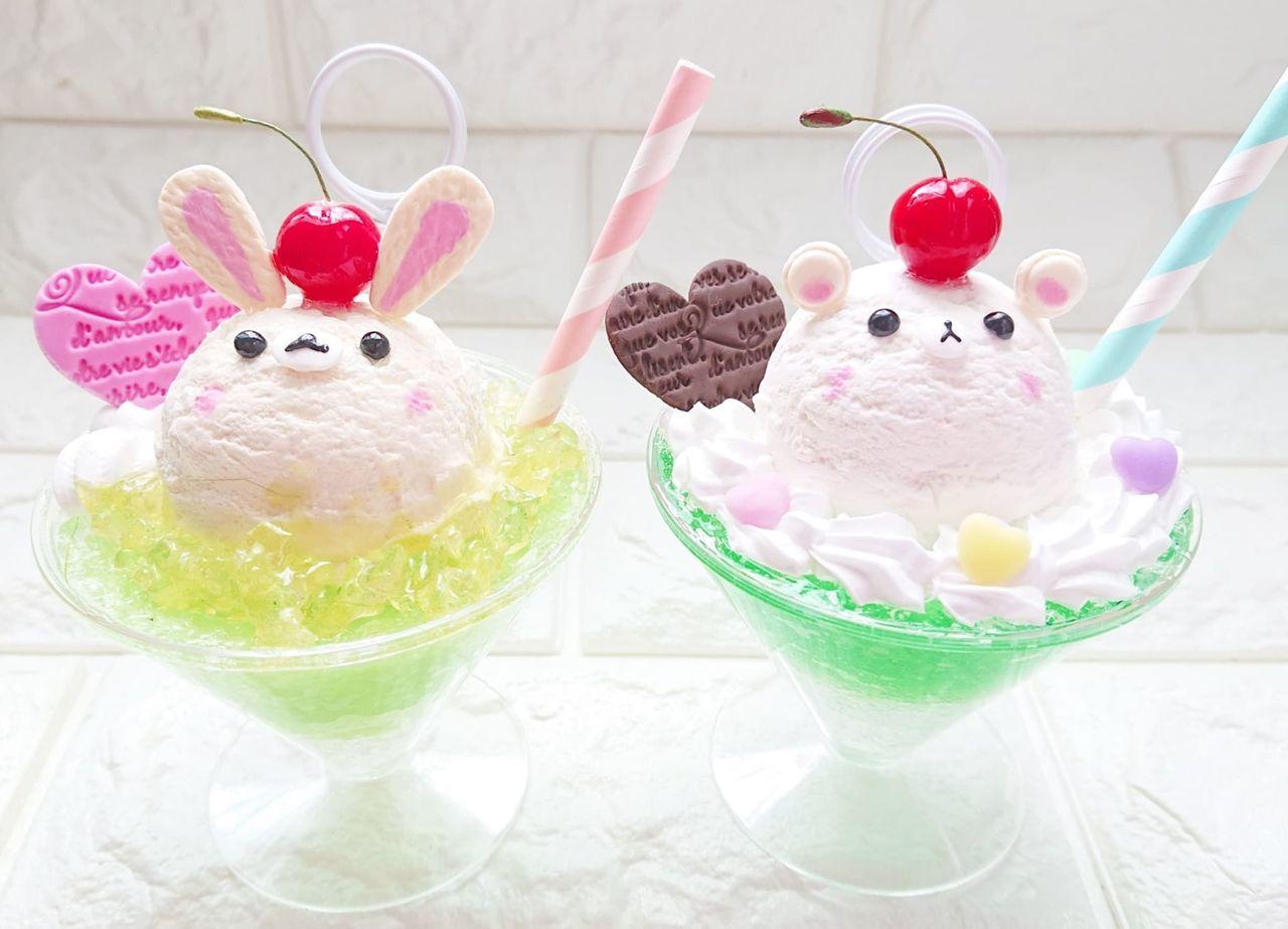 【厚木】ひんやりアイスクリームフェスタ-アイスクリームのバッグチャーム作り-|2019年8月17日(土)