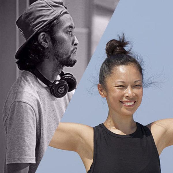 [18B7]4/18(土)18:00-19:00 Maiko Kurata & DJ Satoshi Miya/