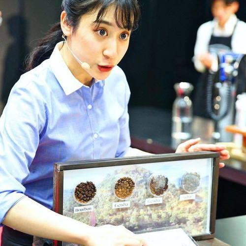 【開催店舗:茨城大学ライブラリーカフェ店】安 優希 Baristaセミナー