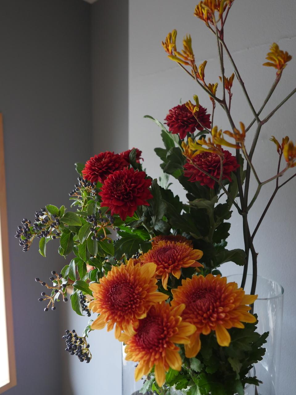 【季節の特別レッスン】重陽の節句を学び、花器に合わせて生ける勉強会