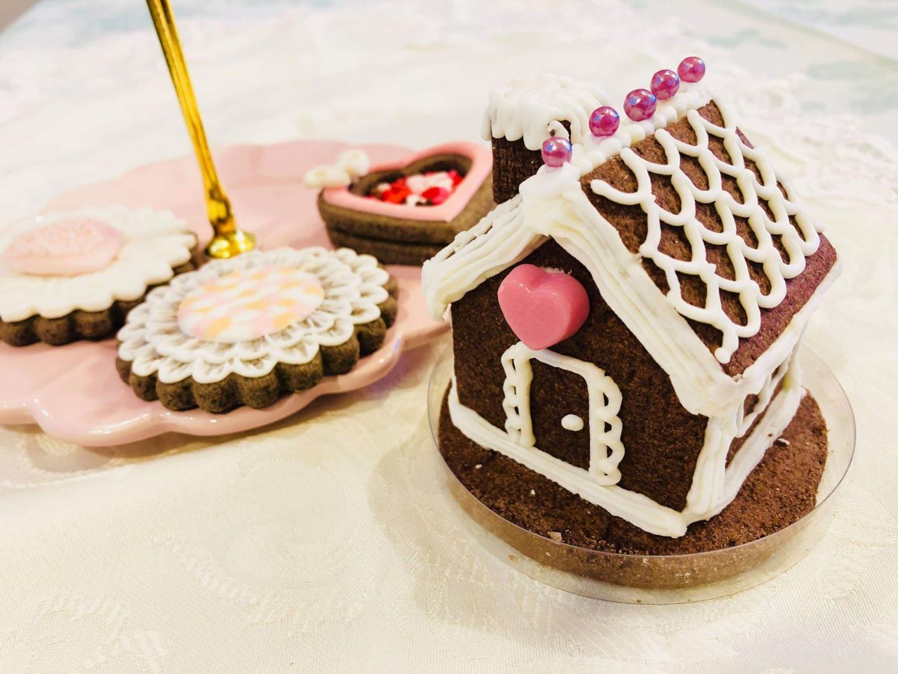 【杉並】 お菓子の家づくり|2019年11月17日(日)