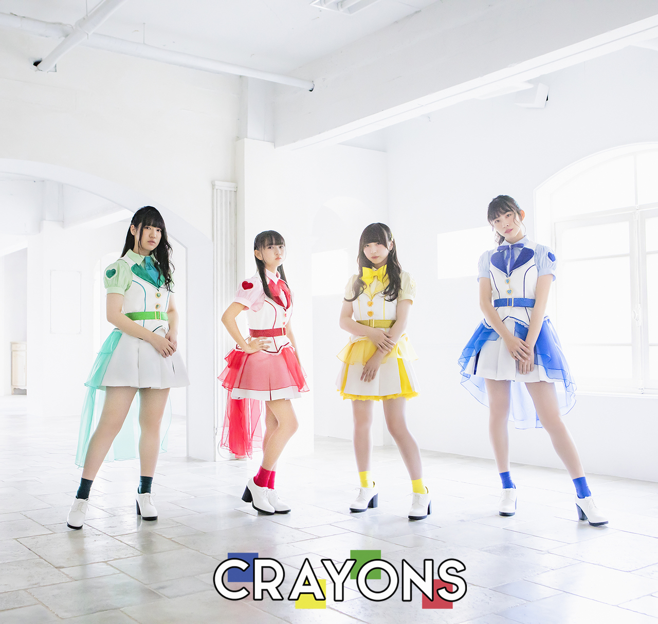 CRAYONS<クレヨンズ>ワンマンライブ Be Best Perfectly Imperfect