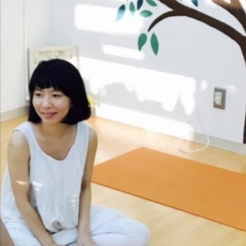 中津イベント9月/ヨガとわたしの出逢い/講師:Yasue/75分