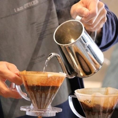 11月24日(日) コーヒー ハンドドリップ セミナー <コーヒー豆10%オフチケット付き!>