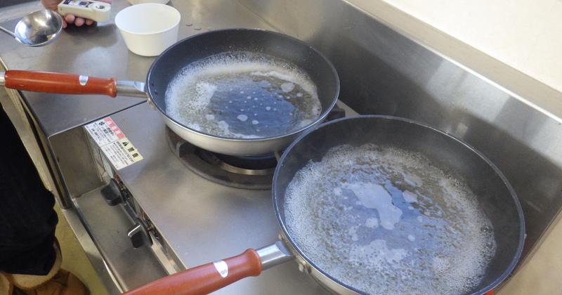 てん菜からシロップを作ろう(ホットケーキ付)