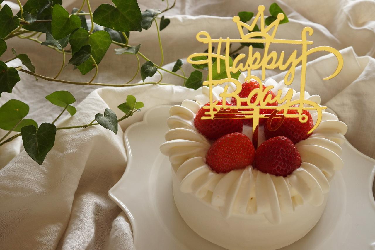 苺のショートケーキ デコレーションマスター