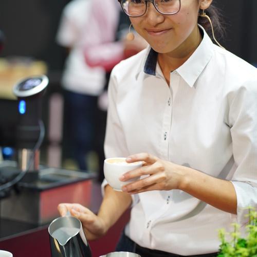 【開催店舗:茨城大学ライブラリーカフェ店】櫻谷 朋香Barista セミナー